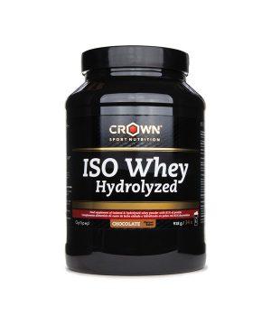 WHEY proteini v prahu z okusom čokolade Crown Sport Nutrition (918 g)