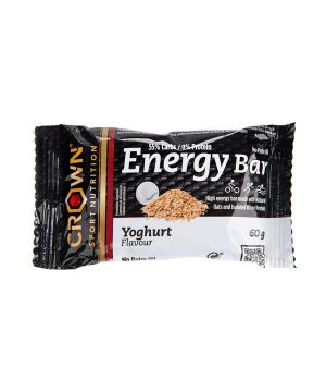 Energijska ploščica z okusom jogurta Crown Sport Nutrition (60g)