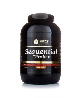 Fazne beljakovine z okusom čokolade Crown Sport Nutrition (918g)