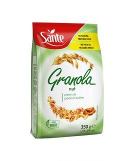 Granola z oreščki Sante (350g)