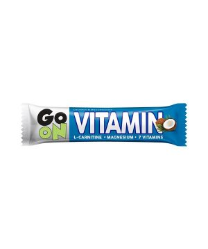 Vitaminska ploščica s kokosom GO ON (50g)
