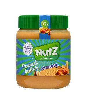 Kremni arašidov namaz Nutz (350g)