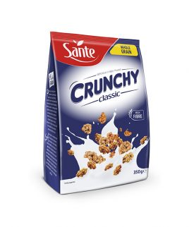 Hrustljavi kosmiči classic Crunchy Sante (350g)