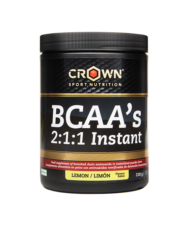 BCAA 2:1:1 limona Crown Sport Nutrition 210g