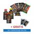 Promo paket Crown Sport Nutrition (geli, ploščice, izotonični napitek)